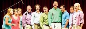 Princeton Community Chorus Jersey Transit