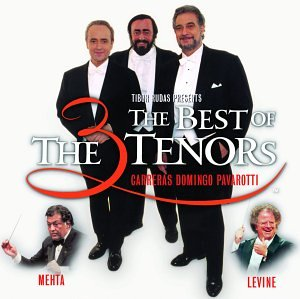 The Three Tenors became a commercial goldmine