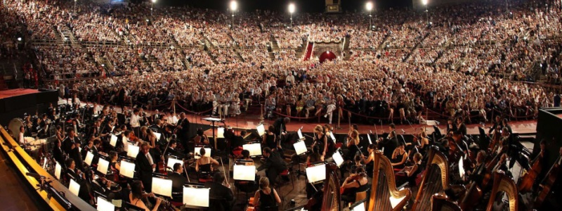 The last Festival of Psalms concert with Stephen P Brown might be in an arena!
