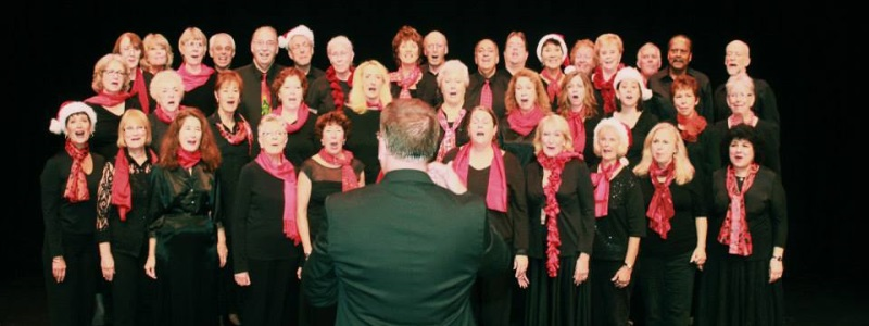 British American Conductor Composer Stephen P Brown and the Clearwater Chorus