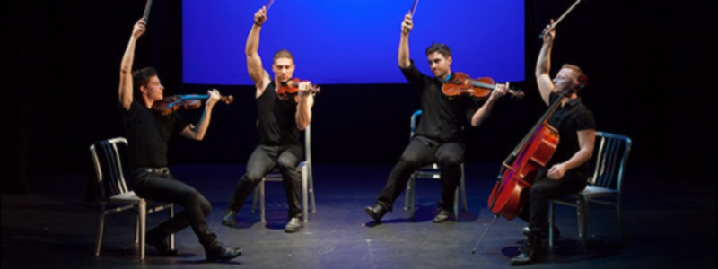 String Quartet 2 by British American Conductor Composer Stephen P Brown