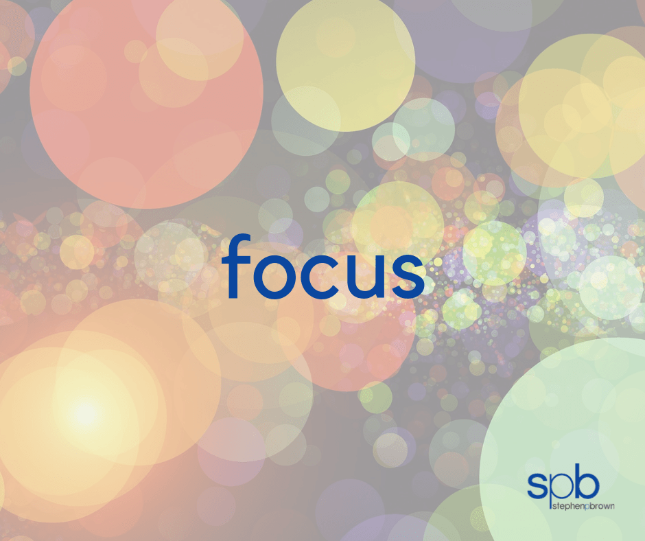 FOCUS - a Characteristic of Attractiveness