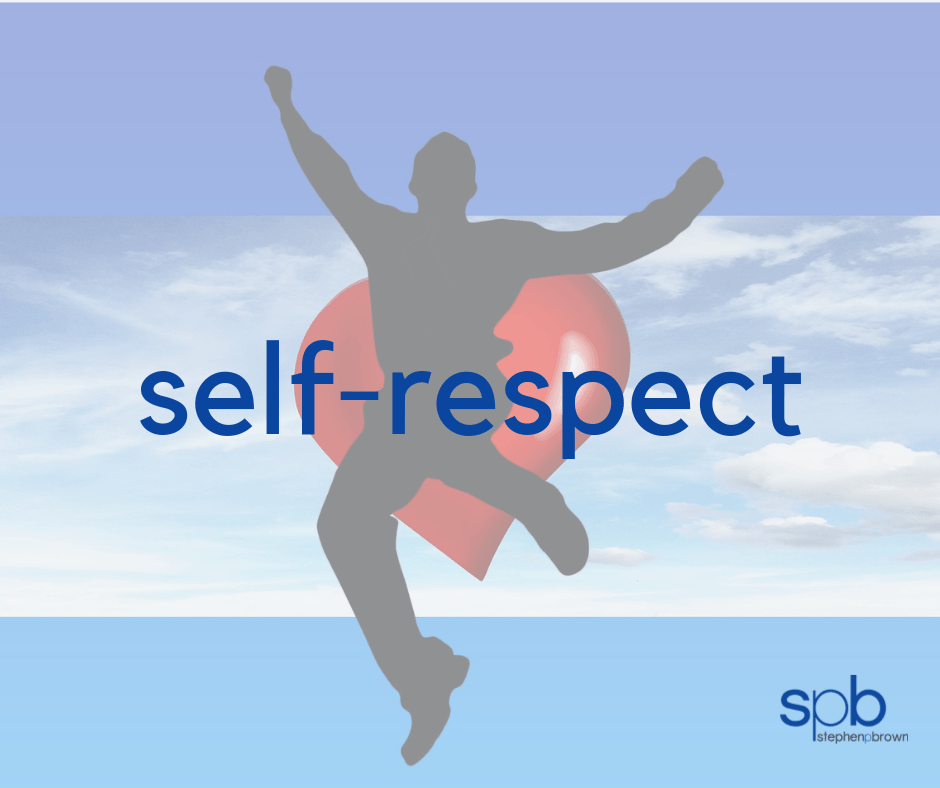 Self Respect - A Characteristic of Attractivenss