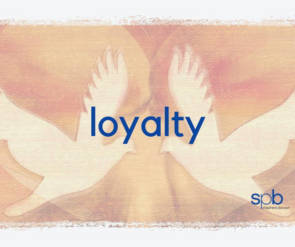 LOYALTY - A Characteristic of Attractiveness