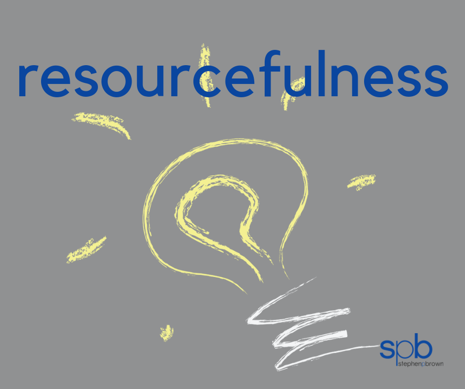 Resourcefulness - A Characteristic of Attractiveness