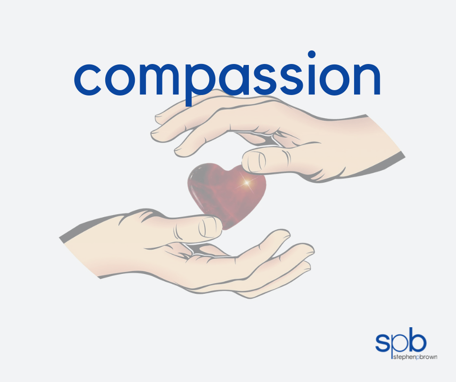 Compassion - A Characteristic of Attractiveness