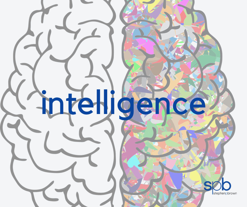 Intelligence - A Characteristic of Attractiveness