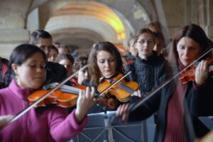 What do musicians actually do? The ability to process emotions