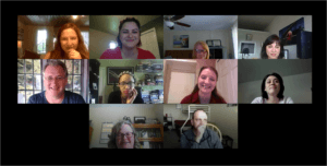 The SPBIA Team has always worked from home!