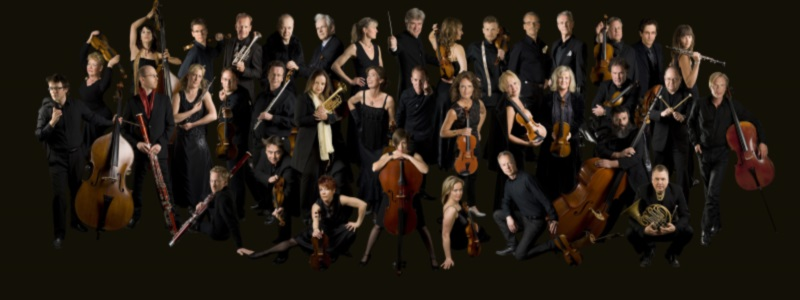 Conductor Composer Maestro Stephen P Brown / Swedish Chamber Orchestra